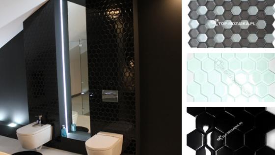 Mozaika heksagonalna podbija serca klientów