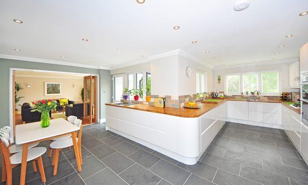 Płytki do kuchni – podłoga
