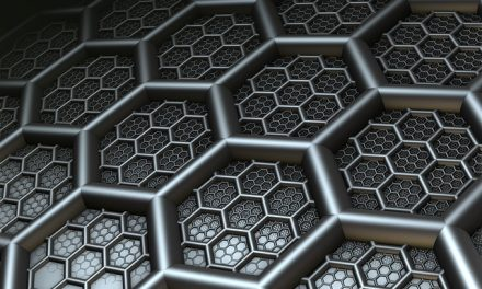 Mozaika heksagonalna – pokochaj sześciany