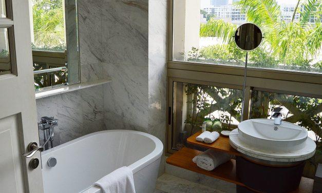 3 kroki do czystej łazienki