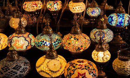 Mozaika szklana w zupełnie nieznanej odsłonie