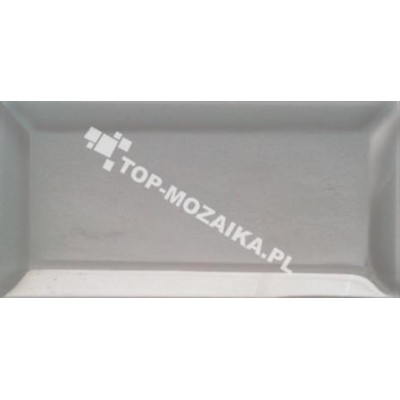 Kafel Szklany Light Grey 9,8x19,8