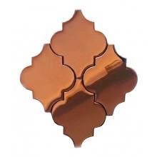 Mozaika Arabeska Miedziana Copper