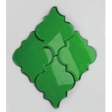 Arabeska Szklana Zielona
