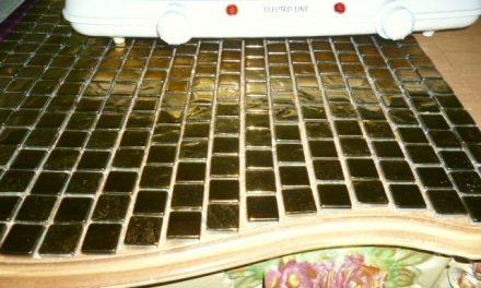 Blat kuchenny z mozaiki? To możliwe!