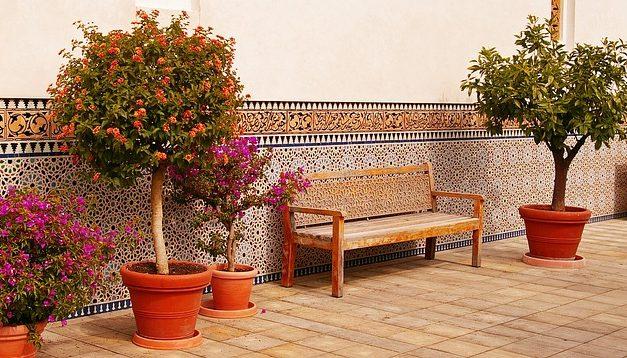 Mozaika – rodzaje materiału