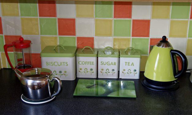 4 zalety mozaiki w kuchni